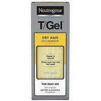 Neutrogena T Gel Dry Hair Anti Dandruff Shampoo