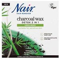 Nair Charcoal Wax 380g