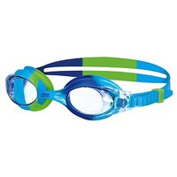 Zoggs Little Bondi Blue/ Green & Clear