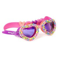 Bling2o Candy Hearts swimming goggles Be Mine pastel Heart