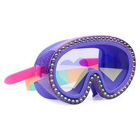 Bling2o Rock Star Heart Swim Mask I Love Raspberries