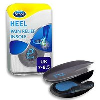 Scholl Heel Pain Relief Insoles - Medium