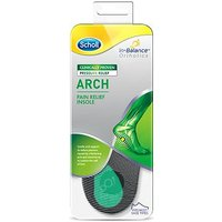 Scholl Arch Pain Relief Insoles - Large