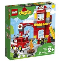 Image of LEGO DUPLO Fire Station 10903