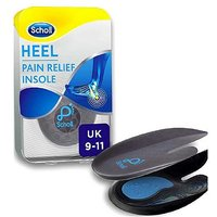 Scholl Heel Pain Relief Insoles - Large