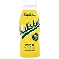 Barebells Milkshake - Banana 330ml