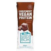 Whey Box 'No Whey' Chocolate Vegan Sachets - 12 x 25g