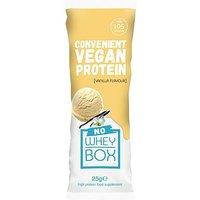 Whey Box 'No Whey' Vanilla Vegan Sachets - 12 x 25g