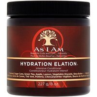 AS I AM Naturally  Classic Collection  Hydration Elation Intensive Conditioner 8oz