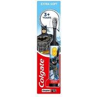 Colgate Kids Batman Extra Soft Battery Toothbrush, 3+ Years