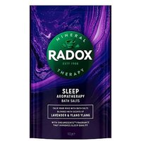 Radox Sleep Aromatherapy Calm Your Mind Lavender Bath Salts 900g