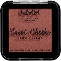 NYX PMU Sweet Cheeks blush glow Fig