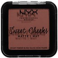 NYX PMU Sweet cheeks blush matte Fig