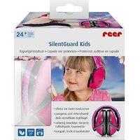 Reer SilentGuard Kids Capsule Ear Protectors - Pink