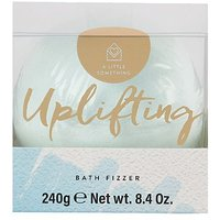 A Little Something And Relax Bath Fizzer