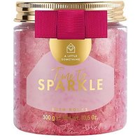 A Little Something Time to Sparkle Bath Rocks