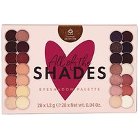 A Little Something All of the Shades Eyeshadow Palette