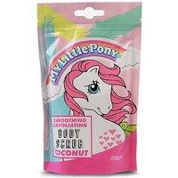 Kokomo My Little Pony Retro Coconut Exfoliating Body Scrub 200g