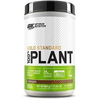 Optimum Nutrition Gold Standard 100  Plant Chocolate Flavour   684g