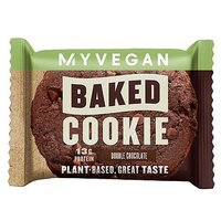 MyVegan Baked Cookie Double Chocolate   75g