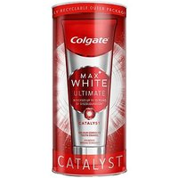 Colgate Max White Ultimate Catalyst Whitening Toothpaste 75ml