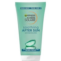 Ambre Solaire Hydrating Soothing After Sun Lotion Travel 100ml