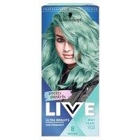 Schwarzkopf LIVE Pretty Pastels P124 Mint Pearl Semi-Permanent Hair Dye