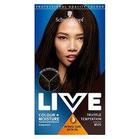Schwarzkopf LIVE Colour + Moisture MO5 Truffle Temptation Permanent Hair Dye