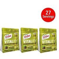 SlimFast Vegan Advanced Shake Intense Mint Chocolate   400g x 3