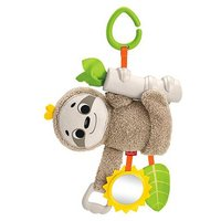 Fisher Price Slow Much Fun Stroller Sloth