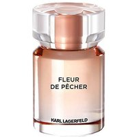 Image of Karl Lagerfeld Fleur de Pecher Eau de Parfum 50ml