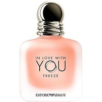 Image of Emporio Armani In Love With You Freeze Eau de Parfum 50ml