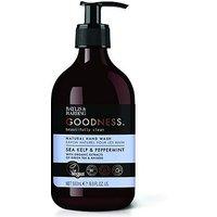 Baylis   Harding Goodness Sea Kelp   Peppermint 500ml Hand Wash