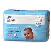 Boots Baby Swim Pants Size 2-3, 12Pants3-8kg