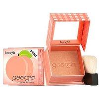 Benefit Georgia Golden Peach Blusher Mini