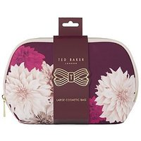 Ted Baker Large Cosmetic Wash Bag