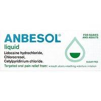 Anbesol Liquid 10ml