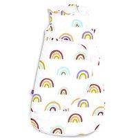 SnuzPouch Sleeping Bag 1.0 Tog (0-6 Months) - Rainbow