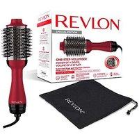 Revlon Salon One-Step Hair Dryer and Volumiser Titanium