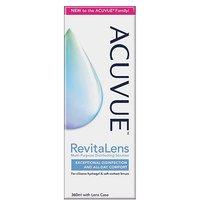 ACUVUE RevitaLens Multi-Purpose Disinfecting Solution 360ml