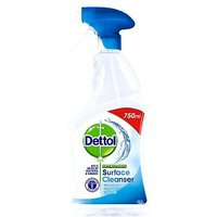 Dettol Antibacterial Disinfectant Surface Cleaning Spray 750ml
