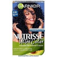 Image of GARNIER NUTRISSE Ultra Color GB 3.10 Midnight Blue Permanent Hair Dye