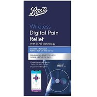 Boots Wireless Digital Pain Relief with TENS technology