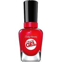 Sally Hansen Miracle Gel Nail Polish Disney Cruella Collection - RED EYE