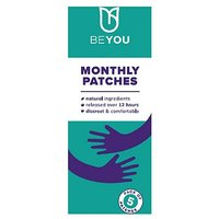 BeYou Monthly Pain Relief Patch 5s