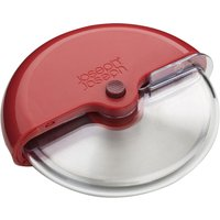 Joseph Joseph Scoot Pizza Wheel - Red, Red
