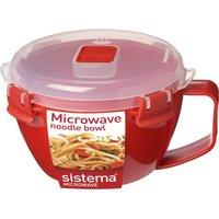 SISTEMA Microwave 0.94-litre Noodle Bowl.