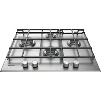 HOTPOINT PKL 641 EX/H Gas Hob - Stainless Steel, Stainless Steel