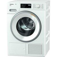 MIELE Eco TWF620WP Heat Pump Tumble Dryer - White, White