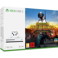 MICROSOFT Xbox One S with PlayerUnknown's Battlegrounds, Gold
